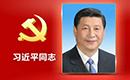 中央政治局常委 习近平