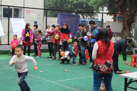 """沙井社区开展""""儿童成长补贴""""资讯分享活动"""