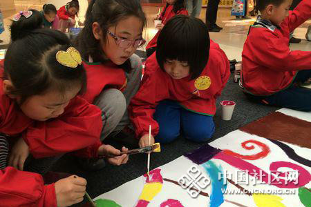 [苏州·湖西社区]千名少年参与手绘大赛倡环保