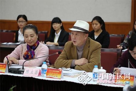 来自武汉社区的文化志愿者分享参与全国社区网络春晚感受.jpg