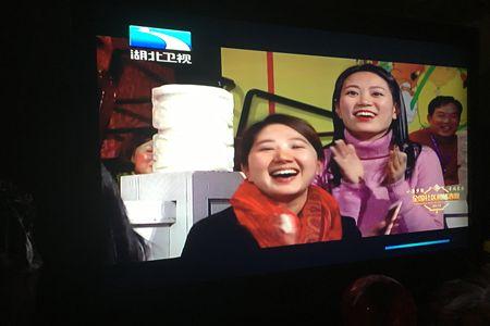 小品《老汉相亲》逗笑台下观众_副本.jpg